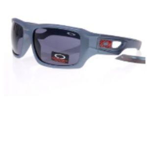 Wholesale Oakley Eyepatch Sunglasses Navy Blue Fra